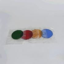 Set barevných čoček