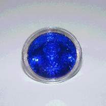Halogenová žárovka modrá, 50W