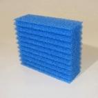 Náhradní filtrační houba - Modrá - BioSmart 5,7,8,14 a 16000
