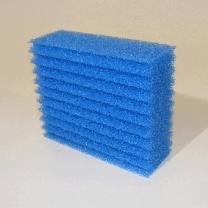 Náhradní filtrační houba - Modrá - BioSmart 5/7/8000