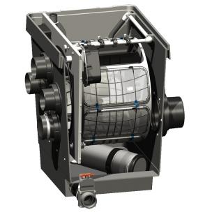 Proficlear Premium - gravitační bubnový filtr