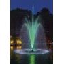 Osvětlení plovoucí fontány RGB