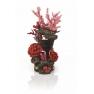 biOrb dekorace korály červená