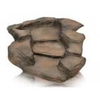 Potoční dílec Grand Canyon hnědý - pravá zatáčka