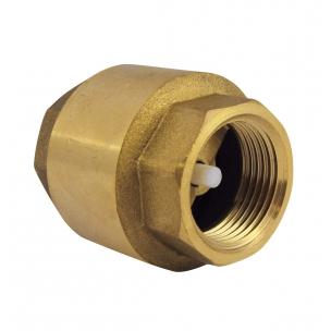 """Zpětný ventil s pružinou 1 1/2"""""""